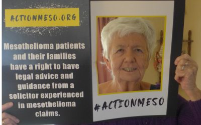 Law firms pledge to support ActionMeso campaign to raise awareness of asbestos danger